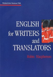 Macpherson - English for Writers and Translators