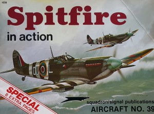 Aircraft 039 - Spitfire - in Action