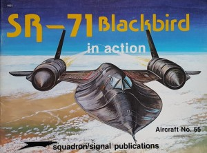 Aircraft 055 - SR-7 Blackbird - in Action