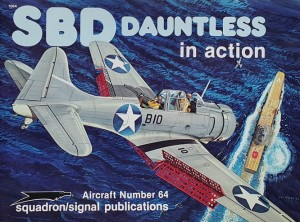 Aircraft 064 - SBD Dauntless - in Action