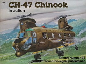 Aircraft 91 - CH-47 Chinook - in Action