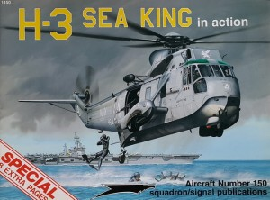 Aircraft 150 - H-3 Sea King - in Action