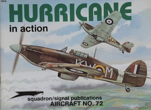 Aircraft 072 - Hurricane - in Action