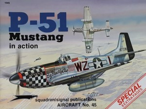 Aircraft 045 - P-51 Mustang - in Action