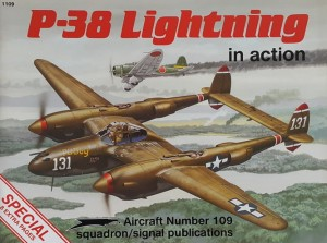Aircraft 109 - P-38 Lightning - in Action
