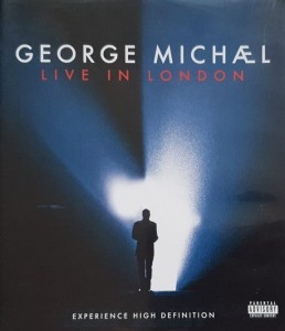 George Michael - Live In London / Blu-ray