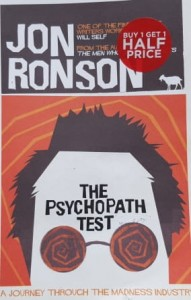 Ronson - The Psychopath Test