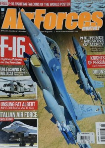 Air Forces 1/2014 + plakat F-16 Fighting Falcons