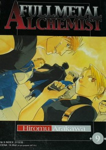 Arakawa - Full Metal Alchemist tom 9