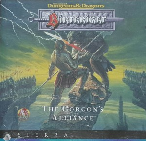 Dungeons & Dragons - Birthright - The Gorgon's Alliance - gra pc
